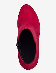 Tamaris - Woms Boots - enkellaarsjes met hak - lipstick - 3