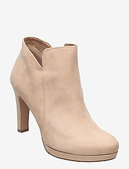 Woms Boots - ALMOND