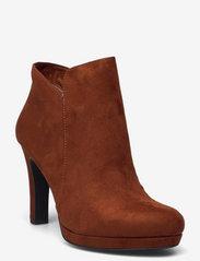 Woms Boots - Lycoris - BRANDY