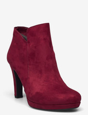 Woms Boots - Lycoris - DARK SCARLET
