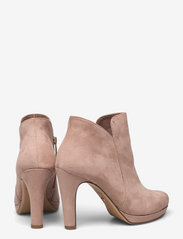 Tamaris - Woms Boots - Lycoris - augstpapēžu puszābaki - old rose - 4