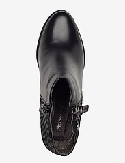 Tamaris - Boots - enkellaarsjes met hak - black - 3