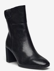 Tamaris - Woms Boots - Genova - augstpapēžu puszābaki - black - 0