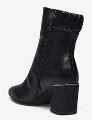 Tamaris - Woms Boots - Genova - augstpapēžu puszābaki - black - 2
