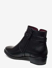 Tamaris - Boots - platta ankelboots - black - 2