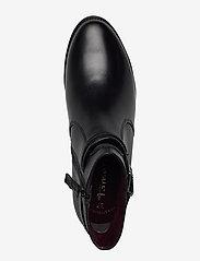 Tamaris - Boots - platta ankelboots - black - 3