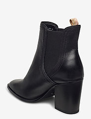 Tamaris - Woms Boots - enkellaarsjes met hak - black leather - 2
