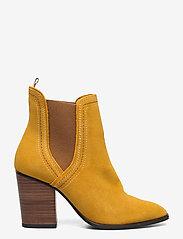Tamaris - Woms Boots - enkellaarsjes met hak - mustard - 1