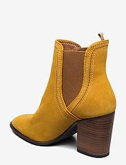 Tamaris - Woms Boots - enkellaarsjes met hak - mustard - 2