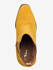 Tamaris - Woms Boots - enkellaarsjes met hak - mustard - 3
