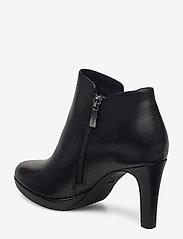 Tamaris - Woms Boots - enkellaarsjes met hak - black uni - 2