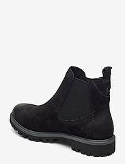 Tamaris - Woms Boots - chelsea boots - black uni - 2