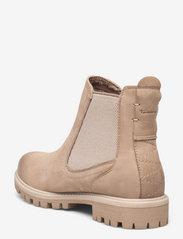Tamaris - Woms Boots - Papaw - chelsea stila zābaki - taupe - 2