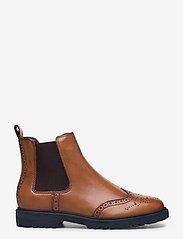 Tamaris - Woms Boots - chelsea boots - cognac leather - 1