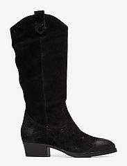 Tamaris - Woms Boots - höga stövlar - black - 1