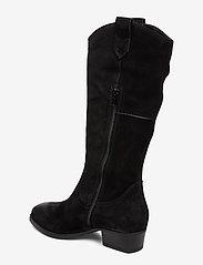 Tamaris - Woms Boots - höga stövlar - black - 2