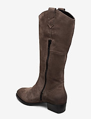 Tamaris - Woms Boots - lange laarzen - taupe - 2