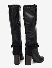 Tamaris - Woms Boots - höga stövlar - black - 4
