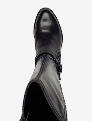 Tamaris - Woms Boots - lange laarzen - black - 3