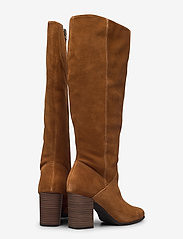Tamaris - Woms Boots - lange laarzen - muscat - 4