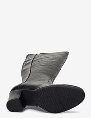 Tamaris - Woms Boots - lange laarzen - black uni - 3