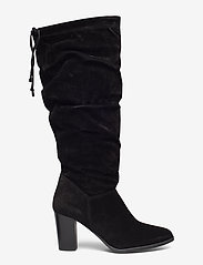 Tamaris - Boots - pitkävartiset saappaat - black - 1