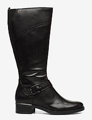 Tamaris - Boots - lange stiefel - black - 1