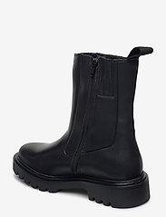 Tamaris - Woms Boots - platte enkellaarsjes - black - 2