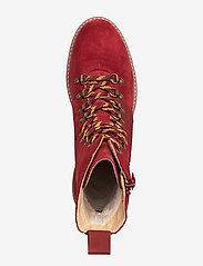 Tamaris - Boots - ankelstøvler med hæl - brick - 3