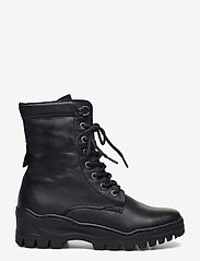 Tamaris - Woms Boots - platte enkellaarsjes - black - 1