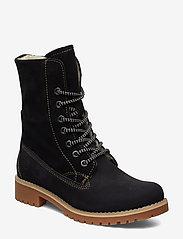 Tamaris - Boots - talon bas - black - 0