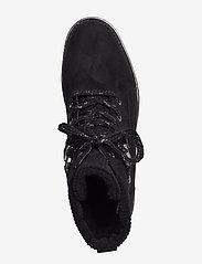 Tamaris - Woms Boots - flade ankelstøvler - black - 3