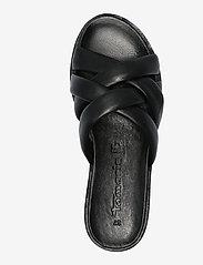 Tamaris - Woms Slides - sandales - black - 3