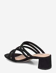 Tamaris - Woms Slides - heeled sandals - black - 2