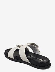 Tamaris - Woms Slides - sandales - offwhite matt - 2