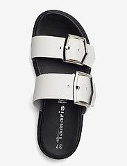 Tamaris - Woms Slides - sandales - offwhite matt - 3