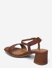 Tamaris - Woms Sandals - sandales à talons - cognac - 2