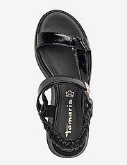 Tamaris - Woms Sandals - sandales - black patent - 3