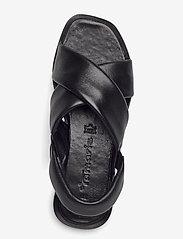 Tamaris - Woms Sandals - sandales - black leather - 3