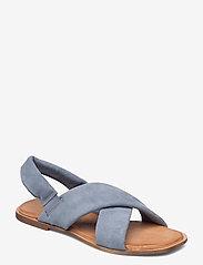 Woms Sandals - DUSTY BLUE