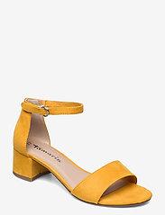 Tamaris - Woms Sandals - augstpapēžu sandales - mango - 0