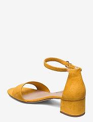 Tamaris - Woms Sandals - augstpapēžu sandales - mango - 2