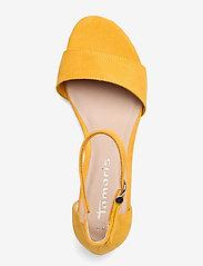 Tamaris - Woms Sandals - augstpapēžu sandales - mango - 3