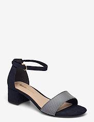 Woms Sandals - NAVY COMB