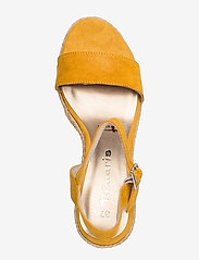 Tamaris - Woms Sandals - heeled espadrilles - mustard - 3