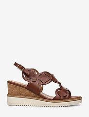 Tamaris - Woms Sandals - sandales à talons - brandy - 1