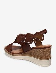 Tamaris - Woms Sandals - sandales à talons - brandy - 2