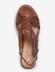 Tamaris - Woms Sandals - sandales à talons - brandy - 3