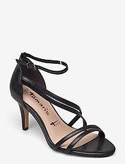 Woms Sandals - BLACK MATT