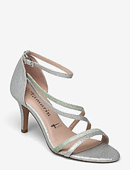 Woms Sandals - SIL/MINT GLAM